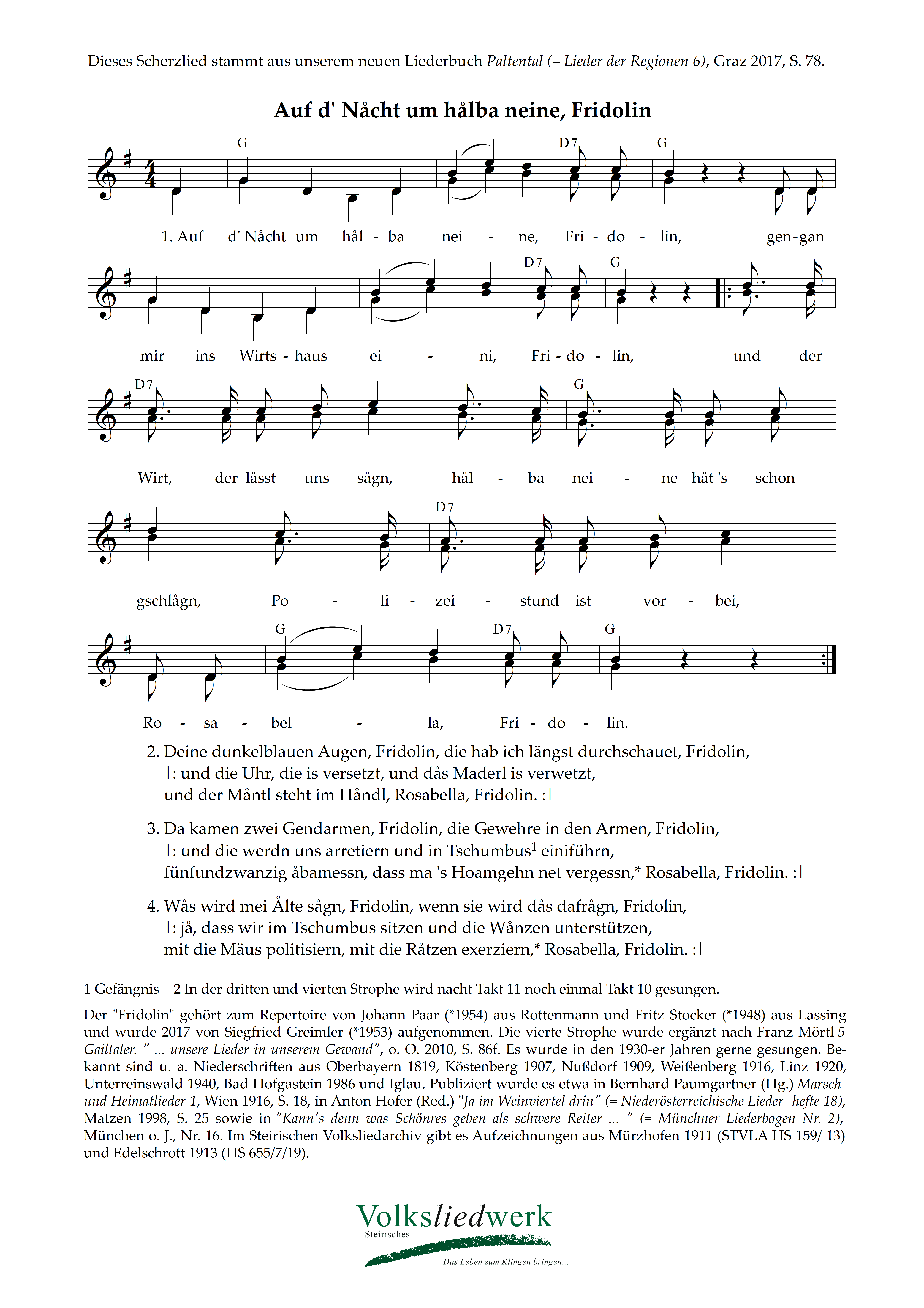 Steirisches Volksliedwerk